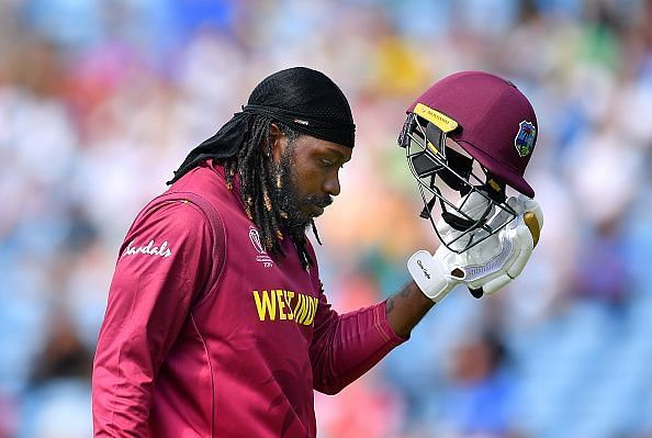 The vintage Chris Gayle has made a comeback.