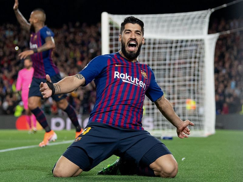Luis Suarez is already Barcelona