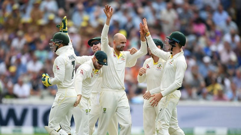 Nathan Lyon starred for Australia