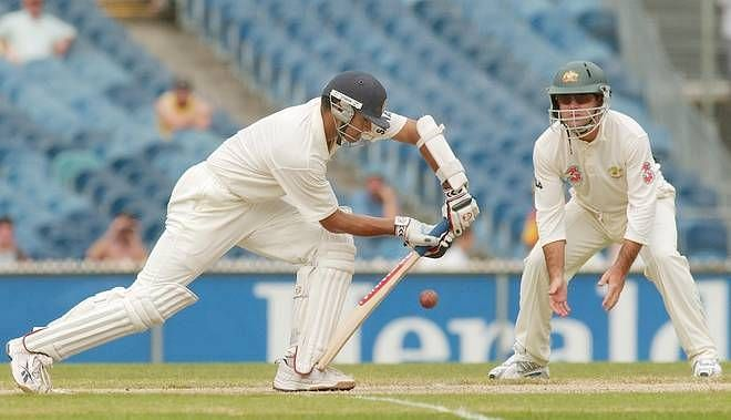 Rahul Dravid is the only batsman in the history of Test match cricket to have faced more than 30000 deliveries