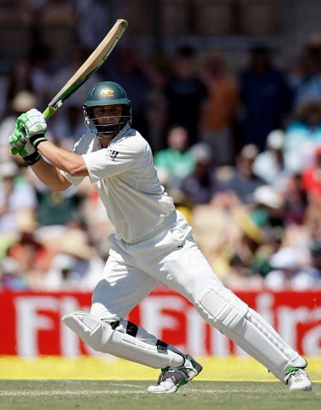 Fourth Test - Australia v India: Day 4