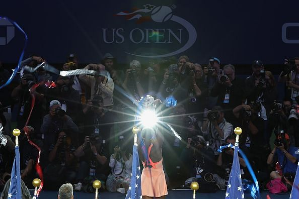 Stephens won the US Open in 2017 defeating compatriot Madison Keys in the final.