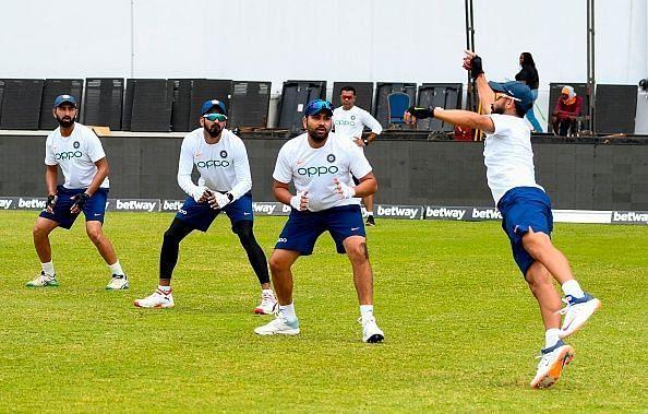 रोहित शर्मा को एंटिगा टेस्ट में नहीं मिली जगह