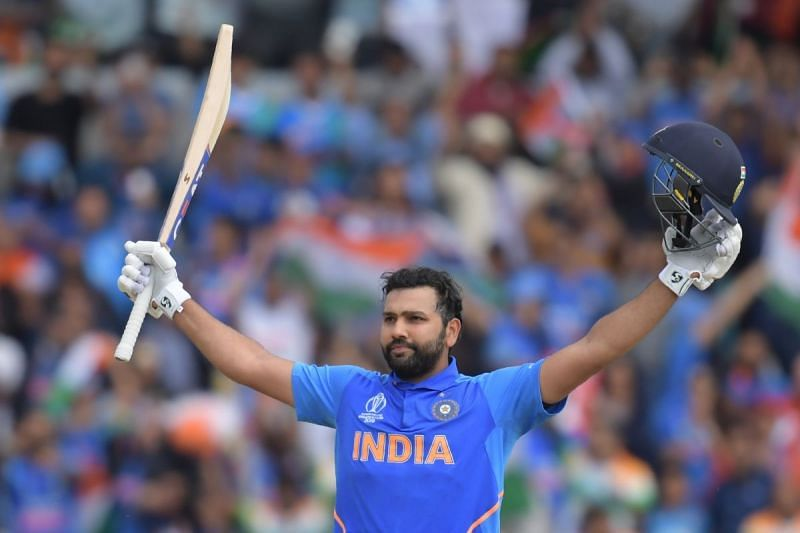 Rohit scored 5 tons in 2019 wc