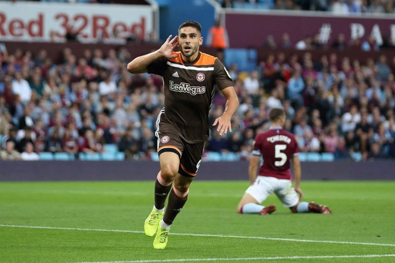 Maupay lit up the Championship and the 22-year-old
