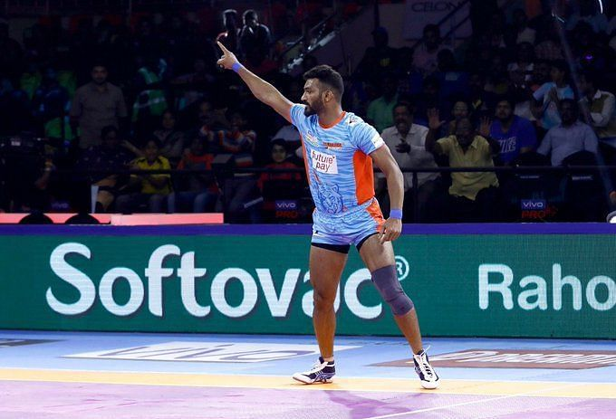 The nail-biting affair between Dabang Delhi and Bengal Warriors ended on a tie