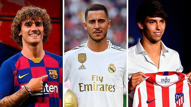 A lot has happened so far in the transfer market, and it