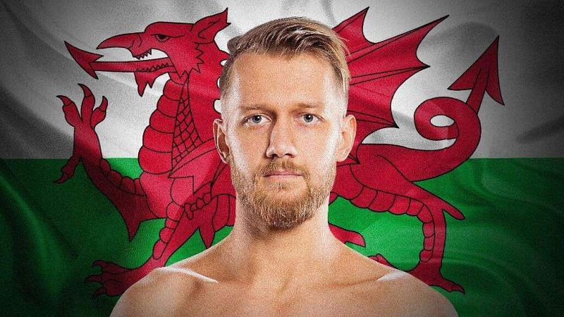 Mark Andrews will have two big roles at NXT UK TakeOver: Cardiff