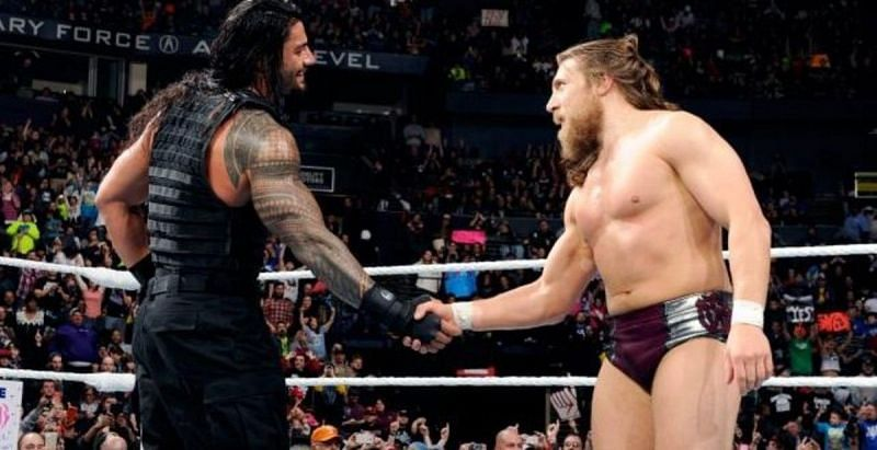 Reigns and Bryan