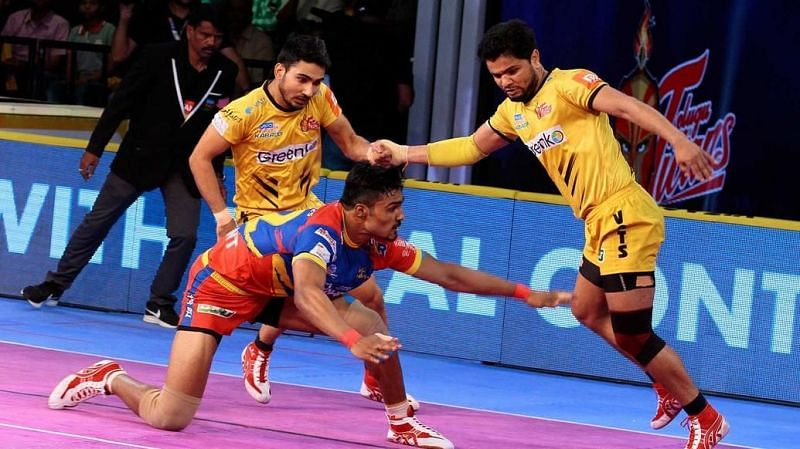 UP Yoddha will look to continue their form against Telugu Titans