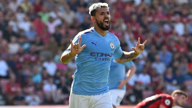 Aguero is Manchester City