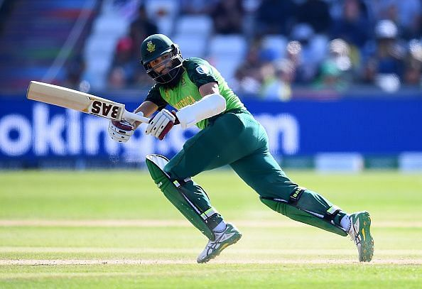 Amla announced his retirement from all forms of the game on 8th August
