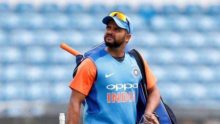 सुरेश रैना पिछले काफी समय से भारतीय टीम से बाहर चल रहे हैं