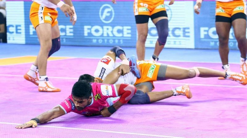 Can Jaipur end their home leg on a good note?