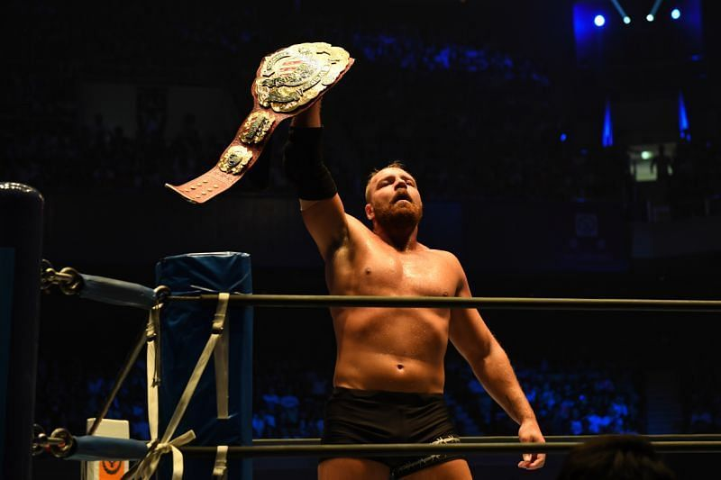 Jon Moxley has name-dropped some of the biggest NJPW stars