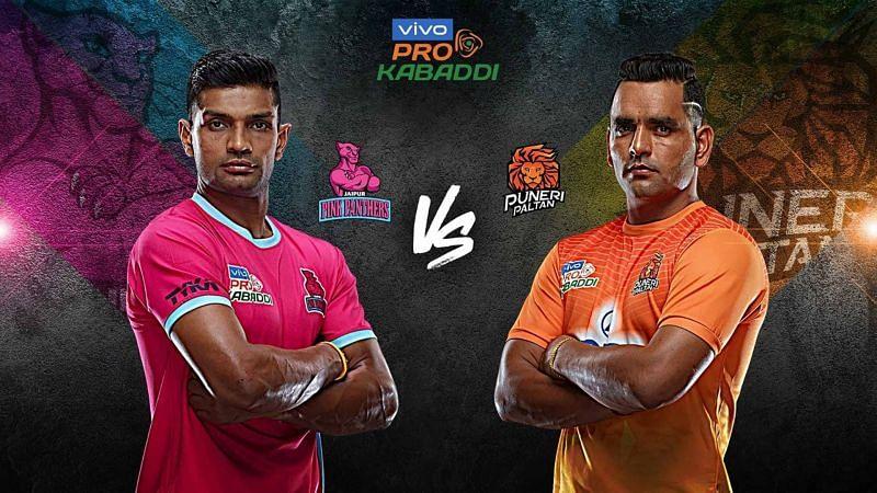 Jaipur Pink Panthers will look to make it 2-0 against Puneri Paltan this season.