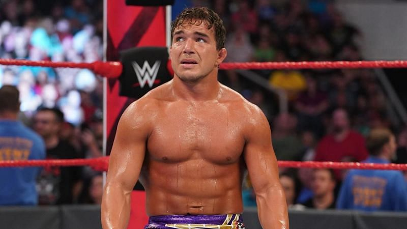 5 Reasons why Chad Gable lost the WWE King of the Ring tournament