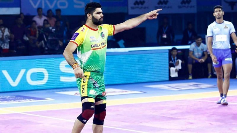 Pardeep Narwal will be the most sought after raider in the PKL Auction 2021