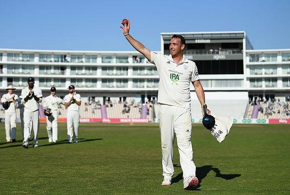 Hampshire v Somerset - Specsavers County Championship Division One