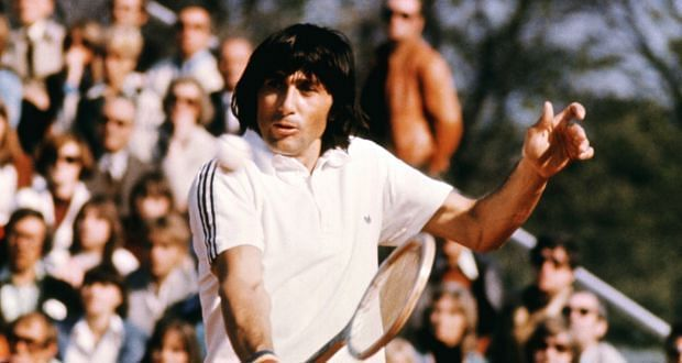 Ilie Nastase has the most five-set wins in the Open Era