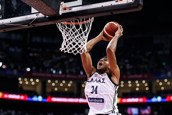 Giannis Antetokounmpo was among the impressive performers on Day 6 of the 2019 FIBA World Cup