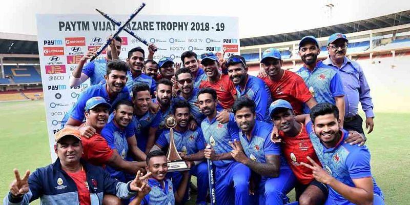 Mumbai won the trophy last year