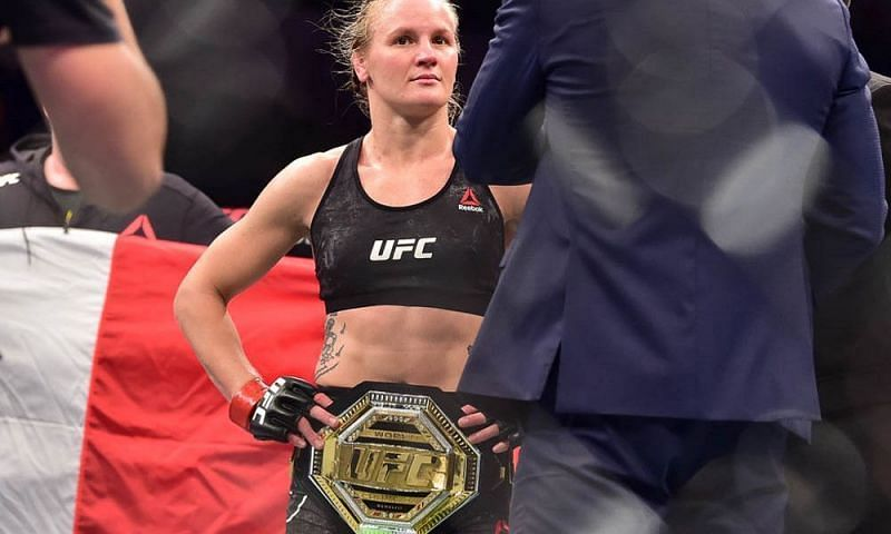 UFC Women's Flyweight Champion