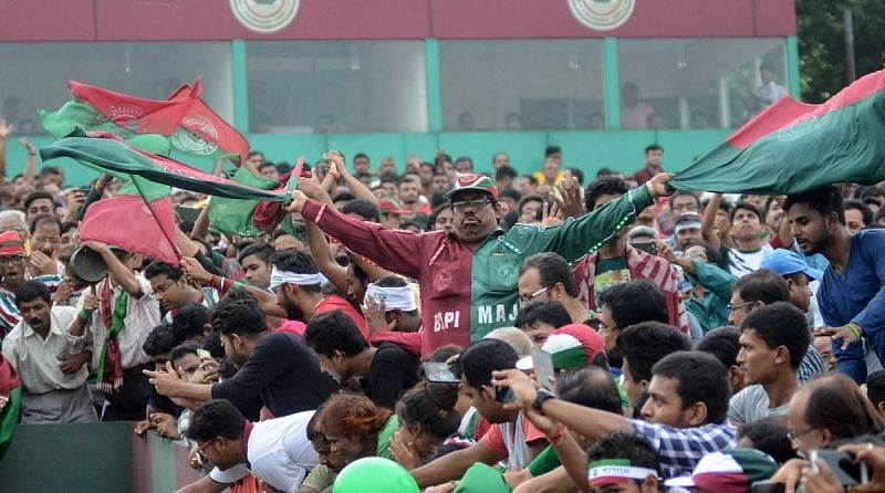 Mohun Bagan will be back in action at their club ground after three matches