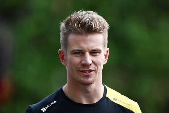 Hulkenberg was rumoured to join Haas