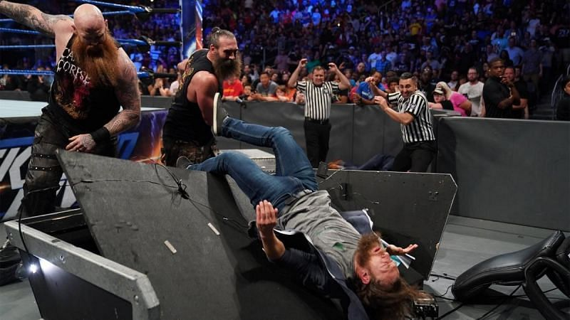 The Bludgeon Brothers may have earned themselves their first huge tag team match for 2019