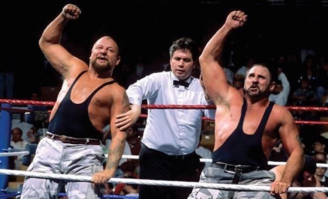 Luke and Butch: The Bushwackers