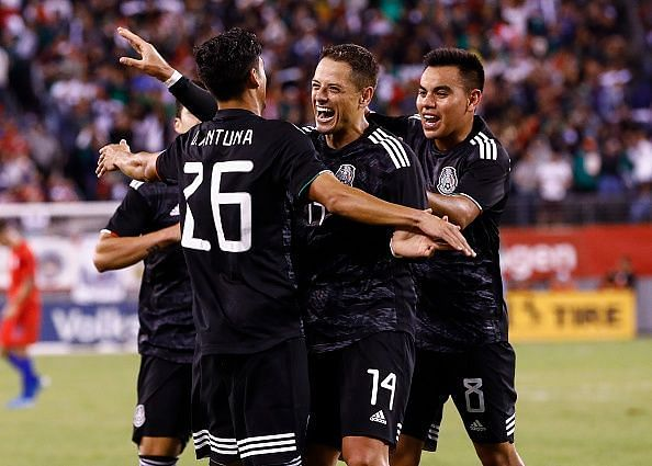 Mexico are still the premier team in North America