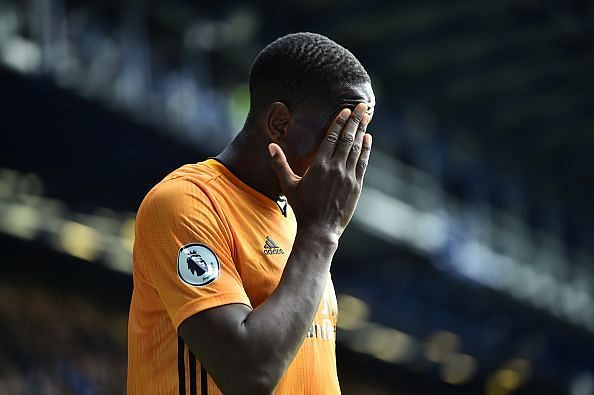 Willy Boly will be back in the lineup after missing the match against Chelsea