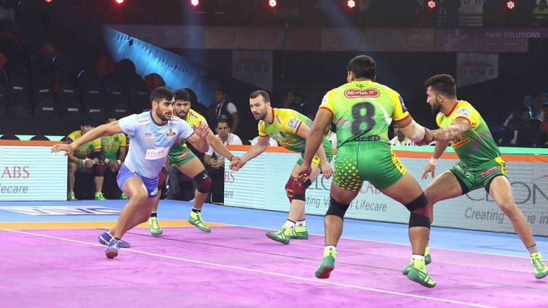 Who will salvage some pride after this contest? (Image Courtesy: Pro Kabaddi)