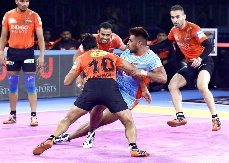 बंगाल वॉरियर्स अंक तालिका में दूसरे स्थान पर
