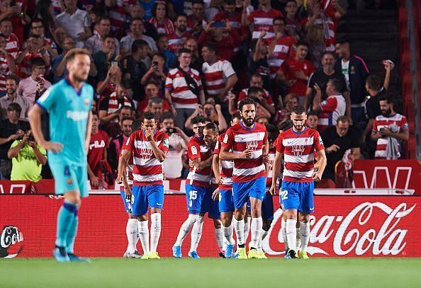 Granada 2 0 Barcelona 4 Talking Points Laliga 2019 2020