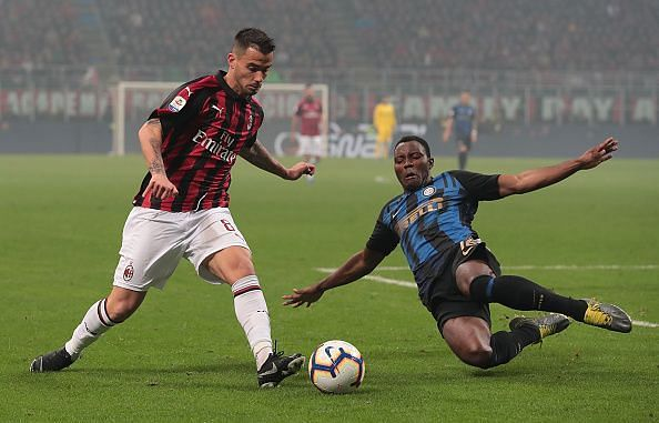 The 295th Milan derby would take place this weekend