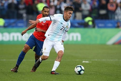 Chile Vs Argentina Preview: Match preview, predicted XI, betting odds, and more | International ...