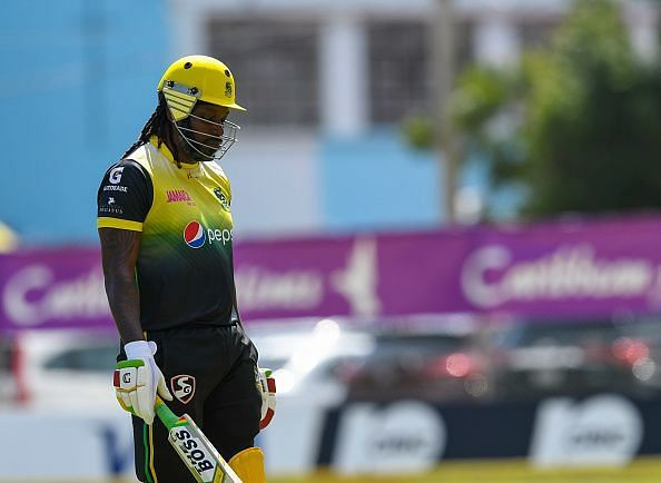 Jamaica Tallawahs v Barbados Tridents - 2019 Hero Caribbean Premier League (CPL)