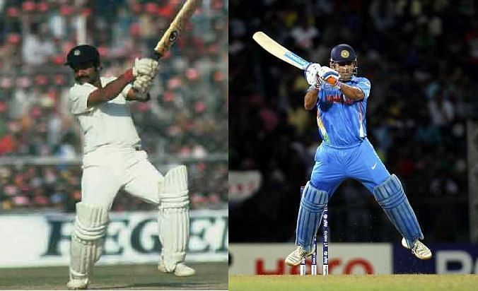 Vishwanath and Dhoni