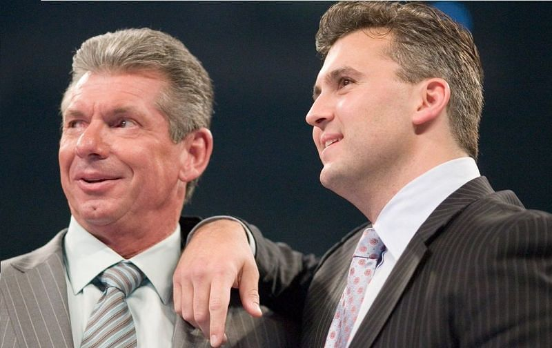 Vince and Shane