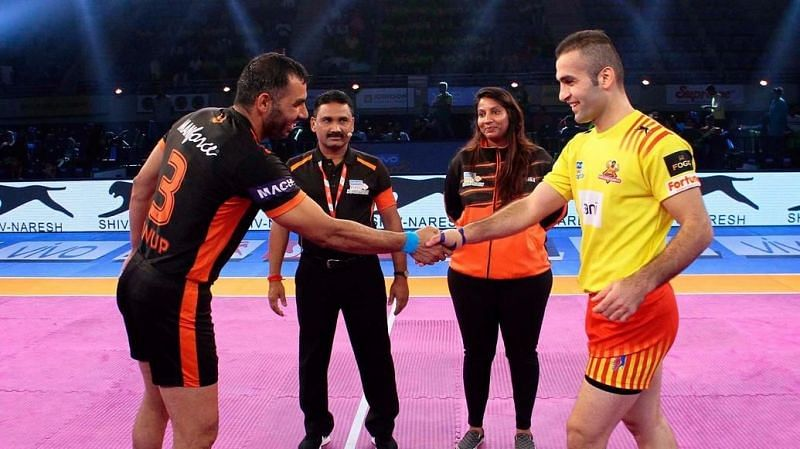 U Mumba and Gujarat Fortune Giants have impressive records at home