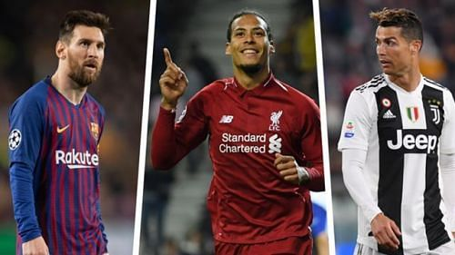 Uefa Player Of The Year Rio Ferdinand Claims Virgil Van Dijk Does Not Deserve Award Over Cristiano Ronaldo And Lionel Messi