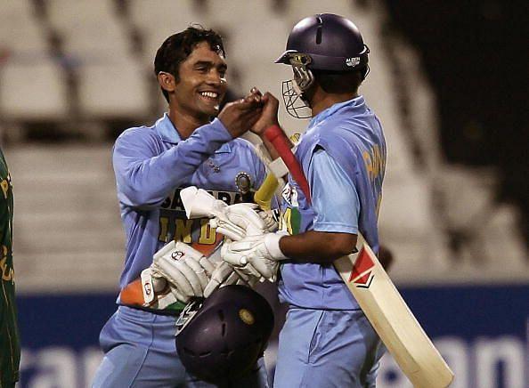 भारत ने 2006 में पहले टी20 में दक्षिण अफ्रीका को हराया था