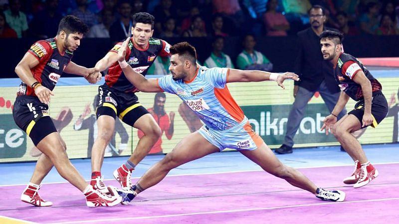 Maninder Singh has been phenomenal this season