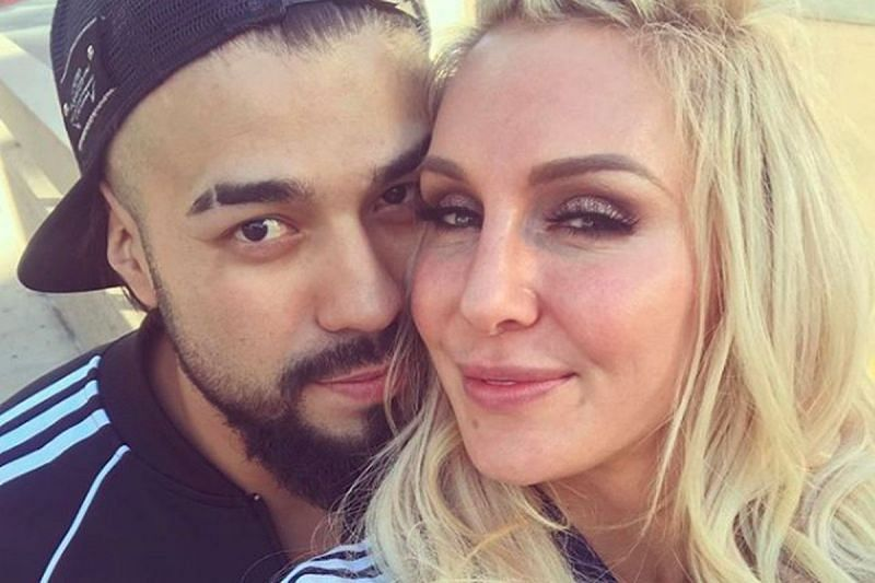 Charlotte and Andrade