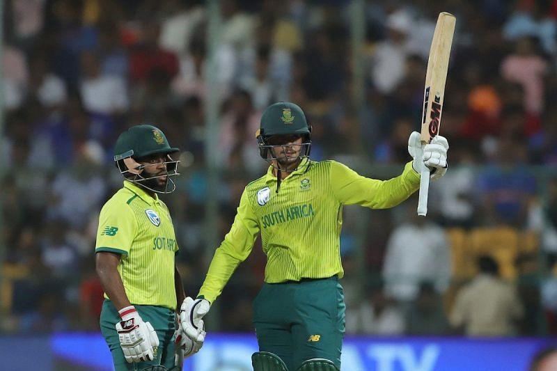 दक्षिण अफ्रीका ने भारत को 9 विकेट से हराया