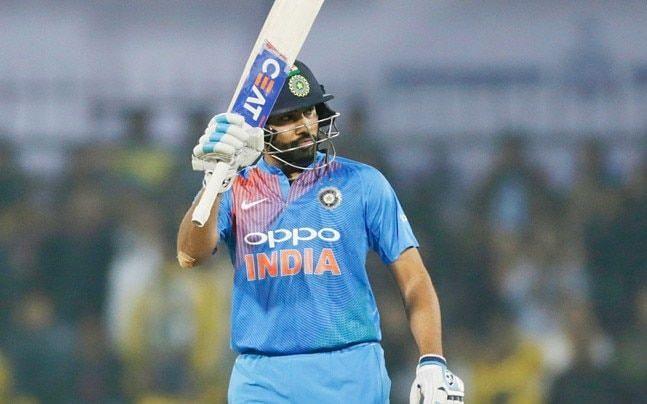 रोहित शर्मा टी20 शतक