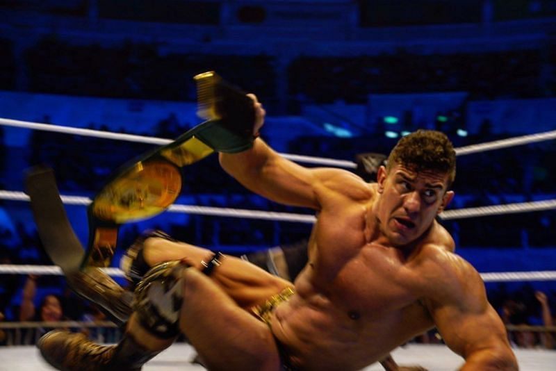 EC3 won the 24/7 title for the second time