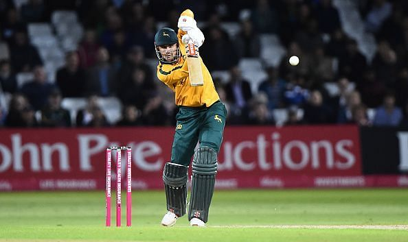 Hales was in fine form during the Vitality Blast